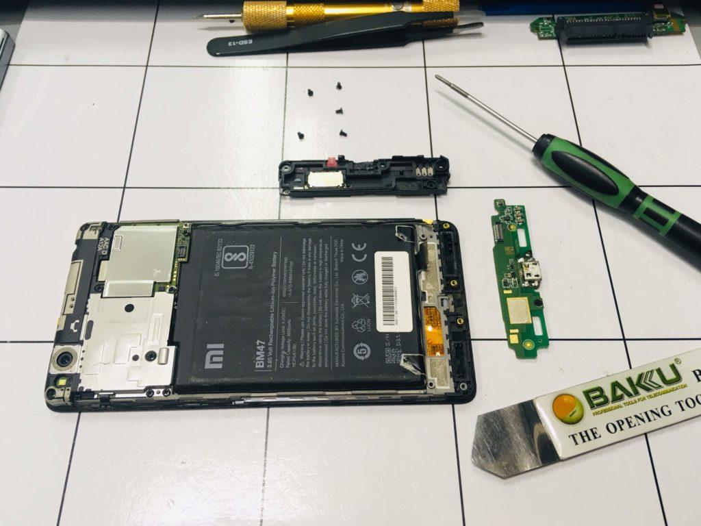 Замена разъема зарядки Xiaomi