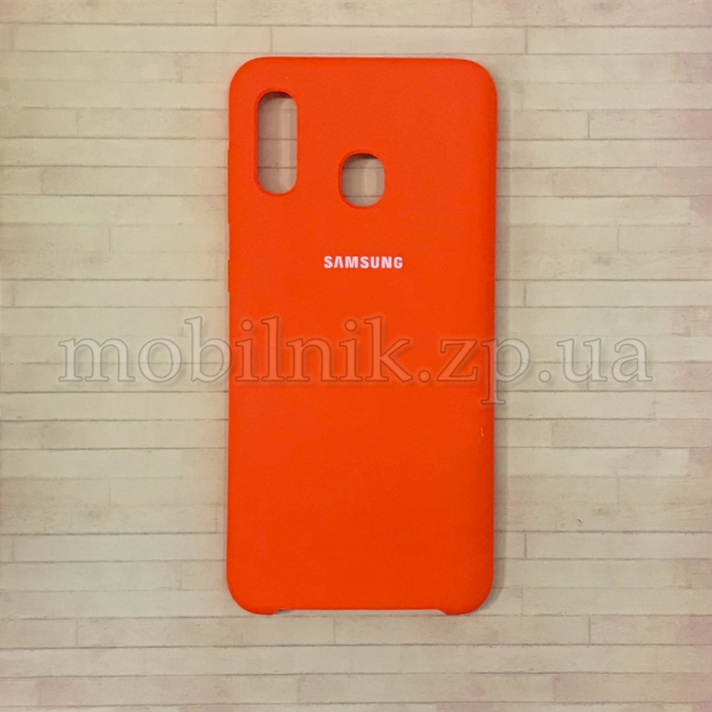 Чехол накладка для Samsung A20/A30