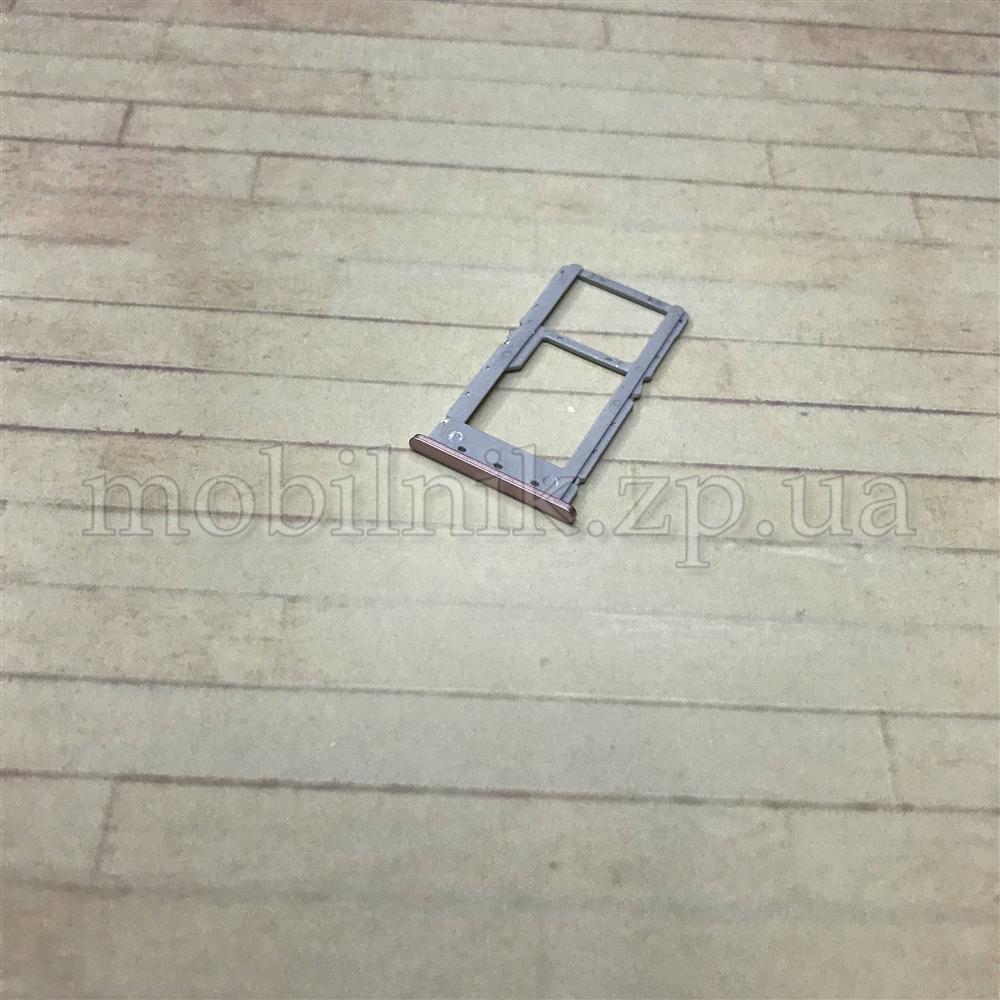 Лоток Sim для Xiaomi Redmi Note 6 Pro