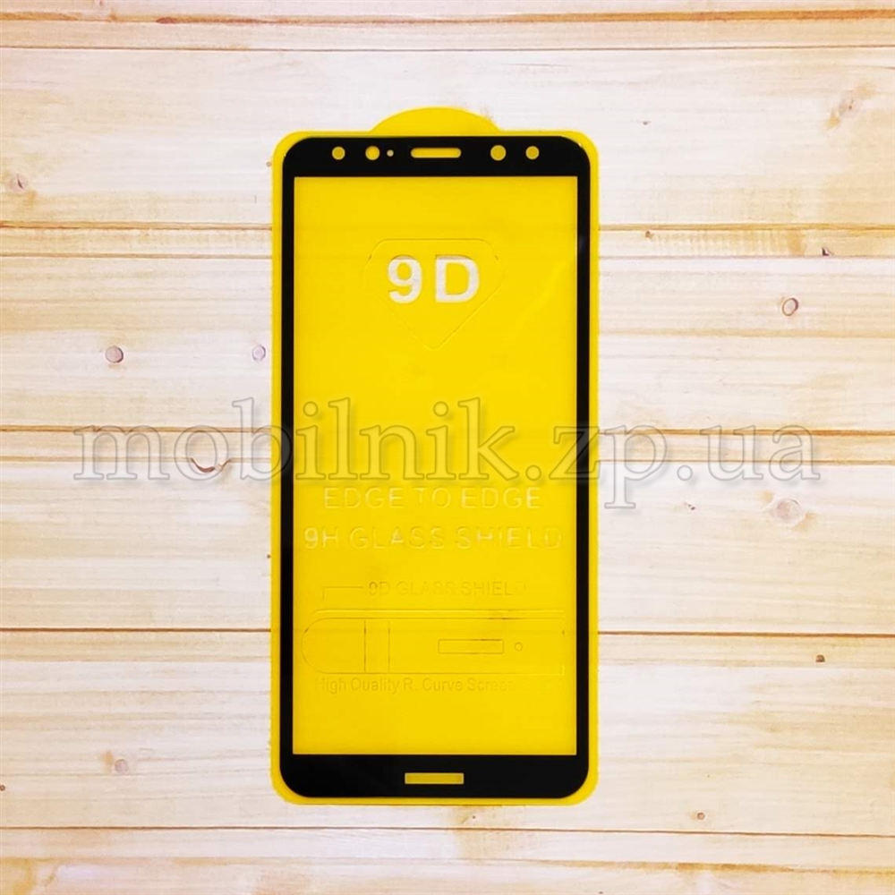 Защитное стекло для Huawei Mate 10 Lite Black