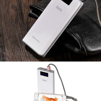 Внешний аккумулятор Power Bank Hoco B3 Digital 20000mAh