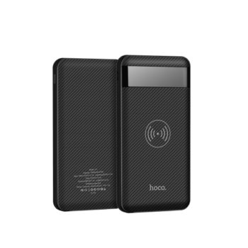 Внешний аккумулятор Power Bank Hoco J11 Astute wireless 10000mAh
