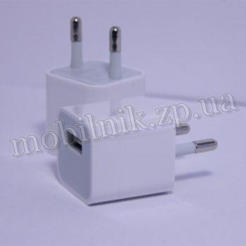 Сетевой адаптер(зарядное устройство)  «кубик» 1A
