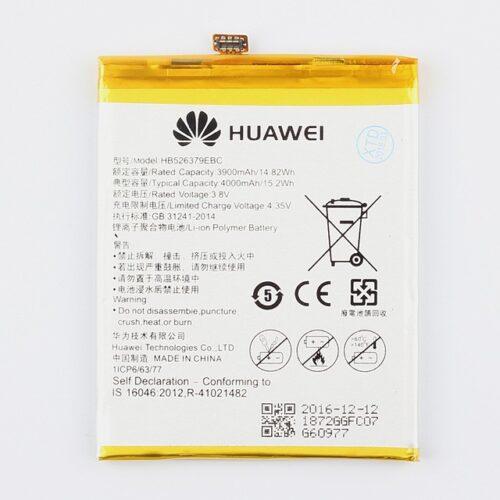 Аккумулятор HB526379EBC для Huawei Y6 Pro, Li-ion, 3,8 В, 3900 мАч