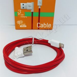 Data Cable Hoco L Shape UPL11 Original Lightning USB 1.2M