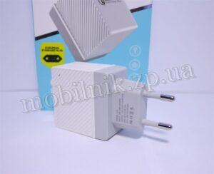 Сетевое зарядное устройство Hoco Quick Charge Qualcomm 3.0