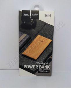 Внешний аккумулятор Power Bank Hoco B10 Crude 7000mAh Original