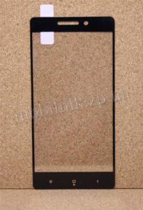 Защитное стекло для Xiaomi Redmi 3/3s/3Pro Black