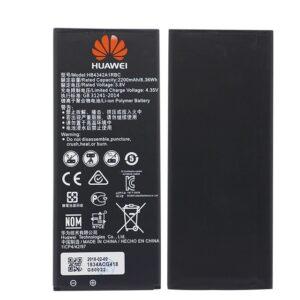 Аккумулятор HB4342A1RBC для Huawei Honor 4A, Y5 II, Y6
