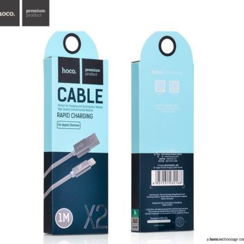 Data Cable Hoco Original X2 Lightning 1m