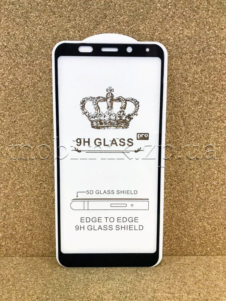 Защитное стекло для Xiaomi Redmi 5 Plus Black
