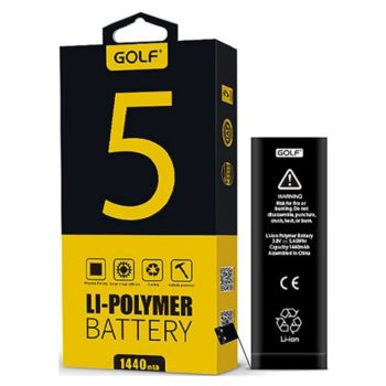 Аккумуляторная батарея Golf Li-polymer IPhone 5