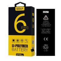 Аккумуляторная батарея Golf Li-polymer IPhone 6 Plus