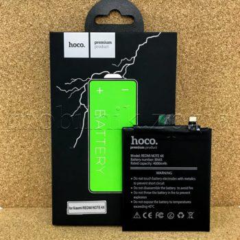 Аккумуляторная батарея Hoco Xiaomi BN43/ Redmi Note 4X