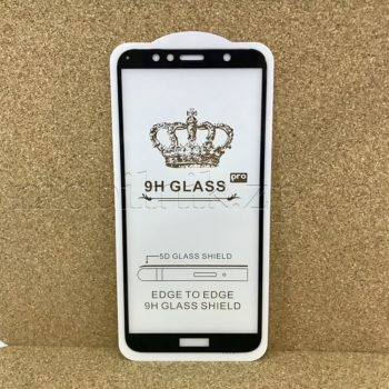 Защитное стекло для Huawei Honor 7A Black