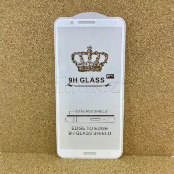 Защитное стекло для Huawei Honor 7X White