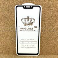 Защитное стекло для Huawei P Smart+/Nova 3i Black