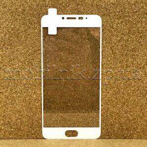 Защитное стекло для Meizu M3 Note White