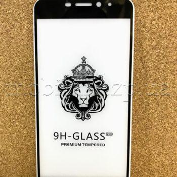 Защитное стекло для Meizu M5 Note Black 5D