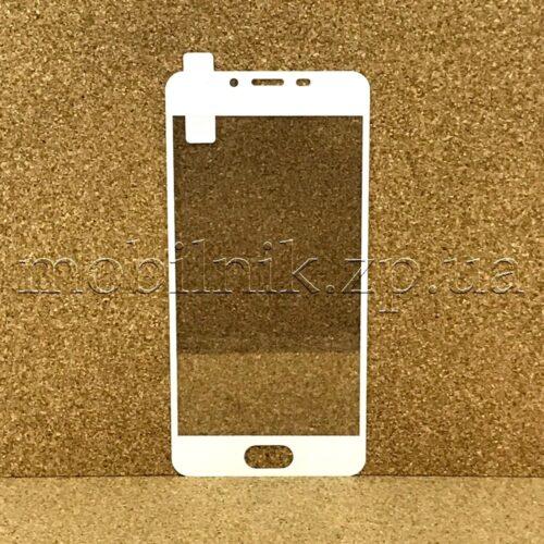 Защитное стекло для Meizu U10 White
