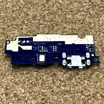 Шлейф для мобильного телефона Meizu M2, коннектора зарядки, с компонентами, плата зарядки