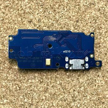 Шлейф для мобильного телефона Meizu M5s, коннектора зарядки, с микрофоном, с вибро