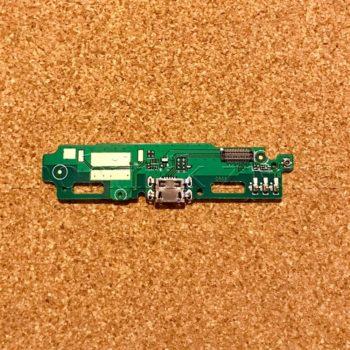Шлейф для мобильного телефона Xiaomi Redmi 3, микрофона, коннектора зарядки, с компонентами, плата зарядки