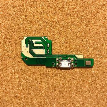 Шлейф для мобильного телефона Xiaomi Redmi 6, коннектора зарядки, плата зарядки