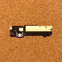 Шлейф для мобильного телефона Xiaomi Redmi Note 3 Pro, микрофона, коннектора зарядки, с микрофоном, с компонентами, плата зарядки, #H3A_SUB_AX160405 B-1 CTFS CT1706C