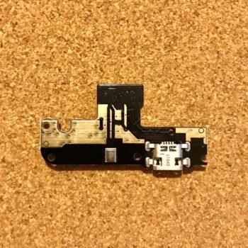 Шлейф для мобильного телефона Xiaomi Redmi Note 5A, микрофона, коннектора зарядки, плата зарядки