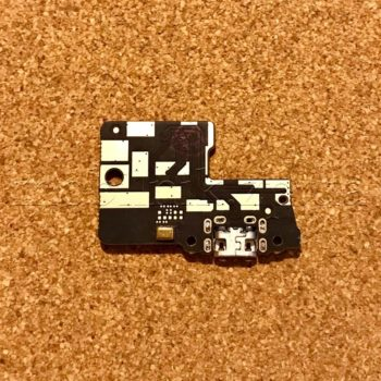 Шлейф для мобильного телефона Xiaomi Redmi S2, коннектора зарядки, плата зарядки