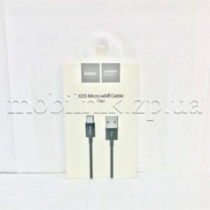 Data cable Hoco X23 Original Micro 1m