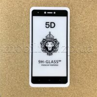 Защитное стекло для Xiaomi Redmi Note 4X Black