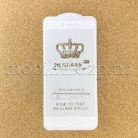 Защитное стекло для Xiaomi Redmi Note 4X White
