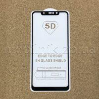 Защитное стекло для Xiaomi Redmi Note 6 Pro Black