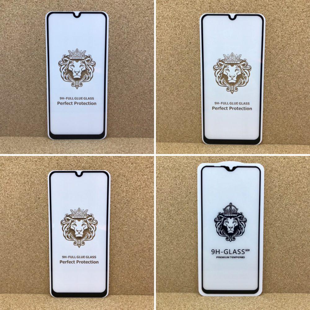 Защитные стекла для Samsung A20, A30, A50, M20