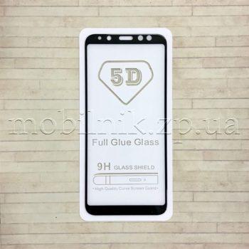 Защитное стекло для Samsung A6 2018 Black