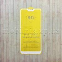 Защитное стекло для Xiaomi Remi 6 Pro/Mi A2 Lite White