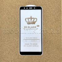 Защитное стекло для Xiaomi Mi 6X/Mi A2 Black