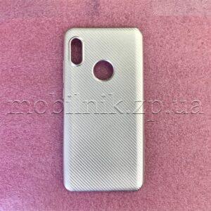 Купить Чехол накладка для Xiaomi Redmi Note 5 Silver