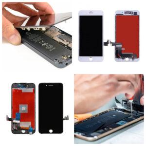 Замена дисплеев iPhone в Запорожье