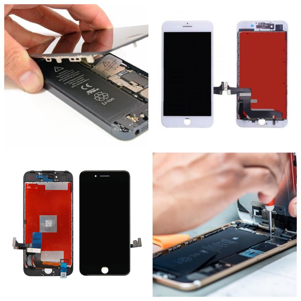 Замена экранов iPhone в Запорожье