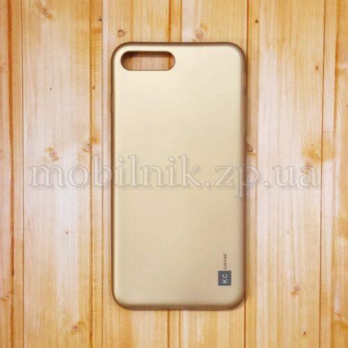 Чехол накладка для iPhone 7/8 Plus Gold