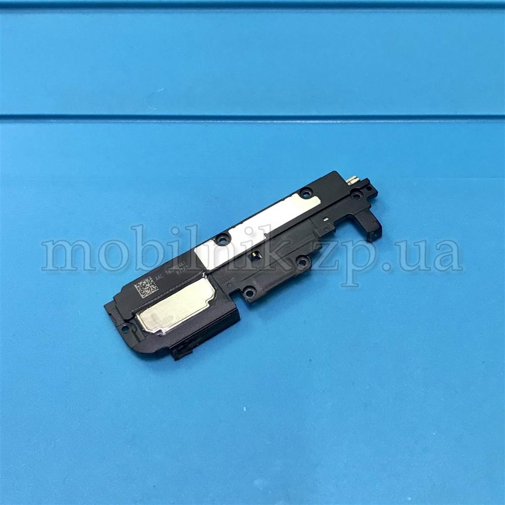 Динамик и вибромотор в корпусе для Redmi Note 6
