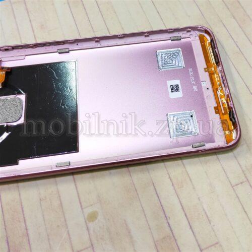 Задняя крышка с датчиком отпечатка пальца для Redmi Note 6