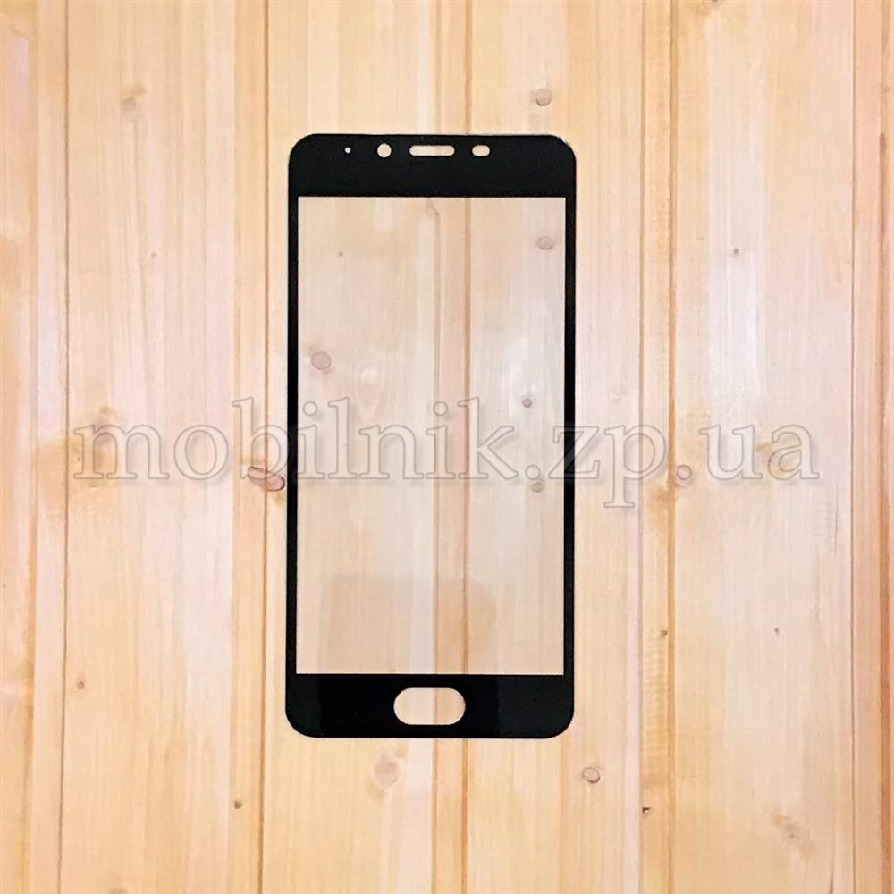 Купить в Запорожье Защитное стекло для Meizu U10 Black