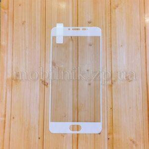 Купить в Запорожье Защитное стекло для Meizu U20 White