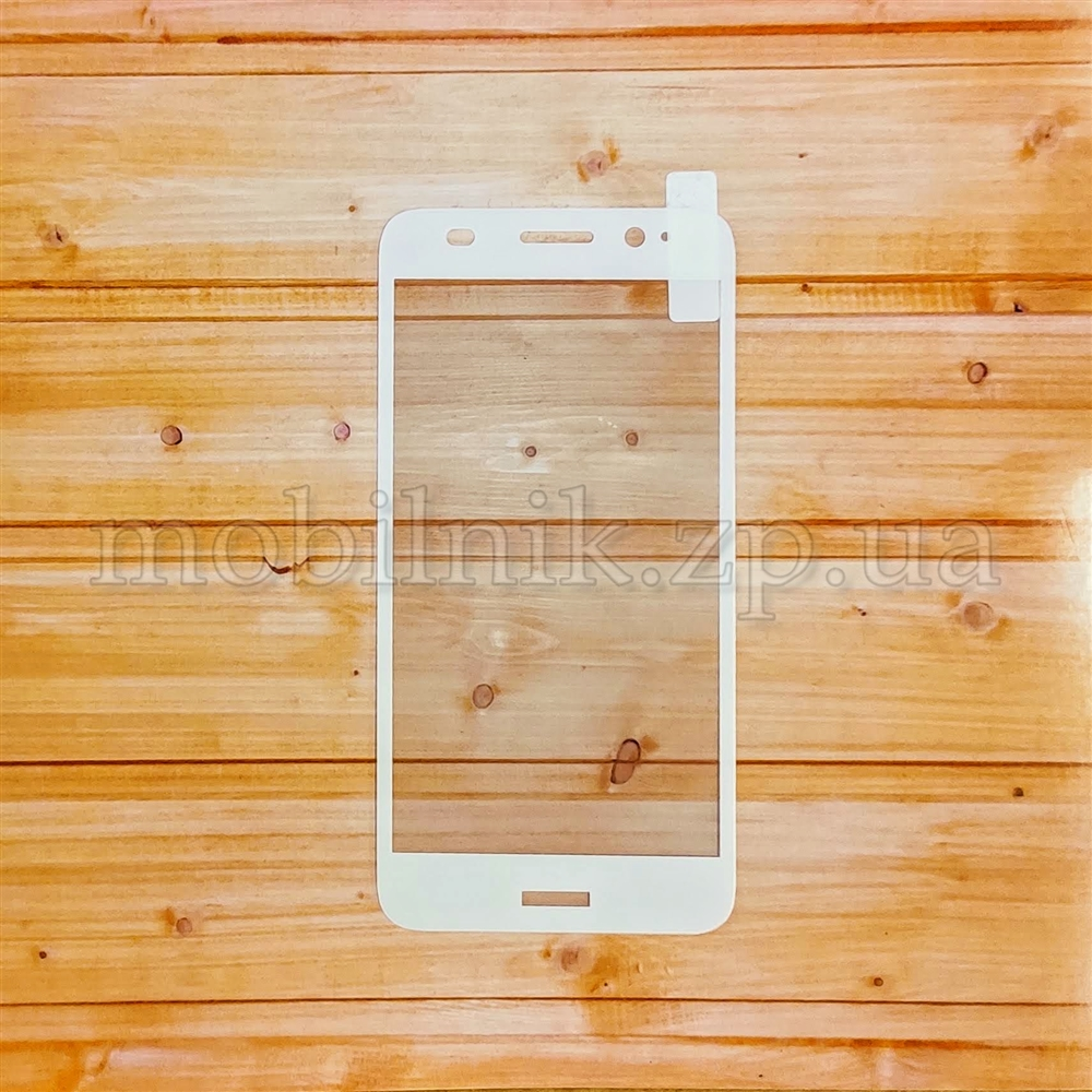 Защитное стекло для Huawei Y3 2017 White