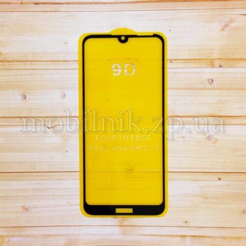 Защитное стекло для Huawei Y6 2019 Black