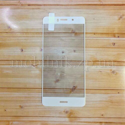 Защитное стекло для Huawei Y7 2017 White